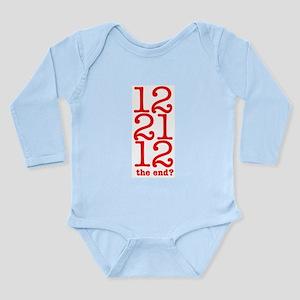 2012 End Long Sleeve Infant Bodysuit