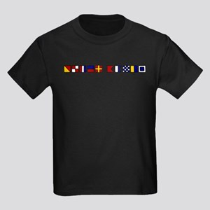 The Outer Banks Kids Dark T-Shirt
