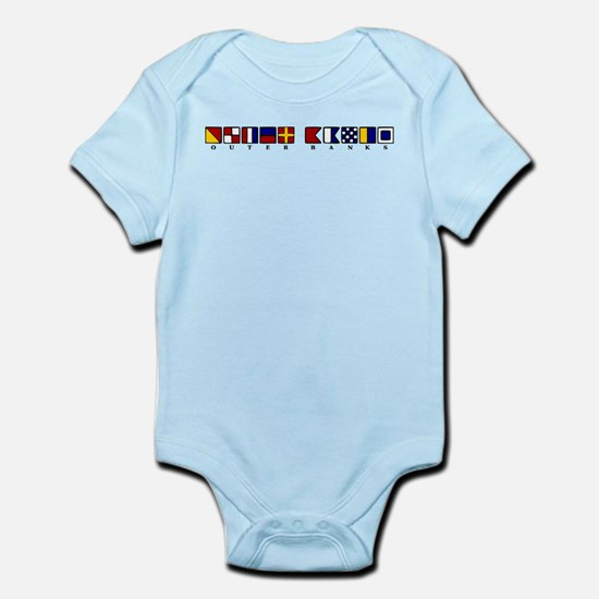 The Outer Banks Infant Bodysuit