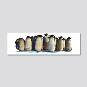 Penguin Car Magnet 10 x 3