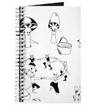 Mushroom Maiden Journal