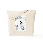 Mushroom Maiden Tote Bag