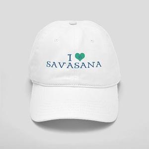 I love savasana Cap