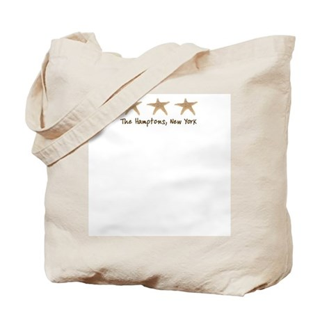 Starfish The Hamptons Tote Bag