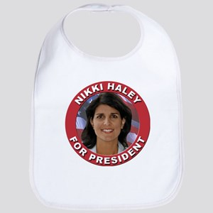 Nikki Haley for President Bib