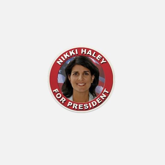 Nikki Haley for President Mini Button