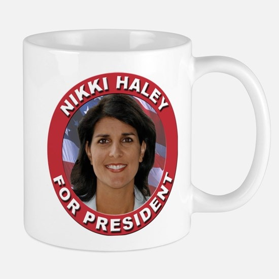 Nikki Haley for President Mug