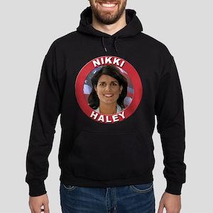 Nikki Haley Hoodie (dark)