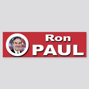 Ron Paul Sticker (Bumper)