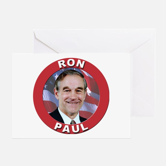 Ron Paul Greeting Card