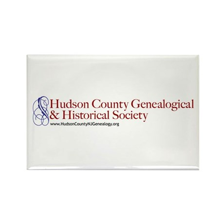 Hudson County Genealogical Society Magnet