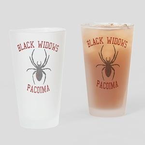 Black Widows Pacoima Pint Glass