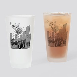 No One On The Corner Has Swag Pint Glass