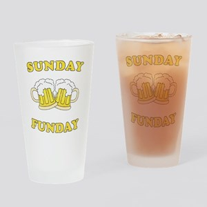 Sunday Funday Pint Glass