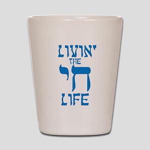 Livin' The Chai Life Shot Glass