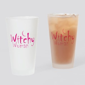 Witchy Woman Pint Glass