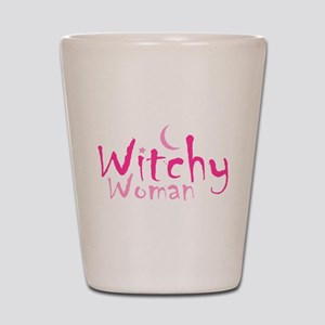 Witchy Woman Shot Glass