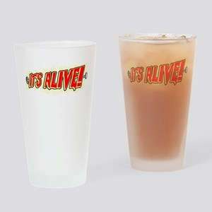 It's Alive! Pint Glass