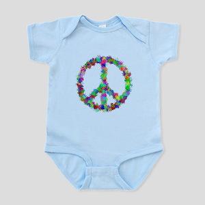 cnd leaves Infant Bodysuit