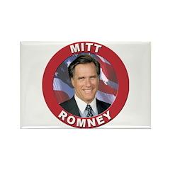 Mitt Romney Rectangle Magnet (10 pack)