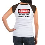 Do Not Try This Women's Cap Sleeve T-Shirt