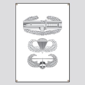 CAB Airborne Air Assault Banner
