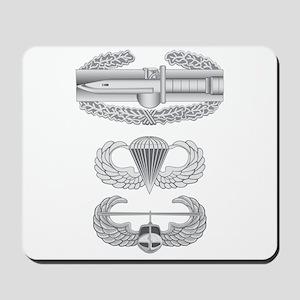 CAB Airborne Air Assault Mousepad