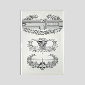 CAB Airborne Air Assault Rectangle Magnet
