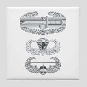CAB Airborne Air Assault Tile Coaster