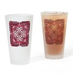 Celtic Valentine Pint Glass