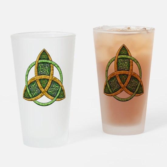 Celtic Trinity Knot Pint Glass