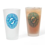 Celtic Dolphins Pint Glass