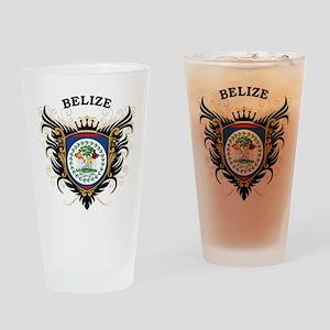 Belize Drinking Glass