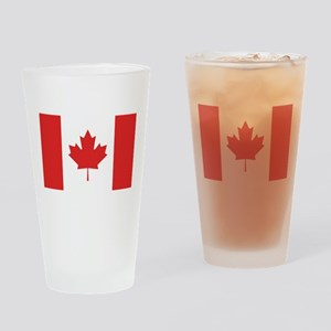 Flag of Canada Pint Glass