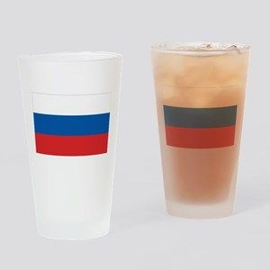 Flag of Russia Pint Glass