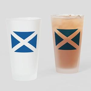Flag of Scotland Pint Glass