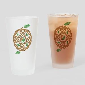 Celtic Balance Pint Glass