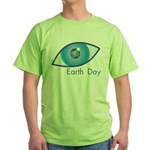 See The World Green T-Shirt
