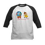 World For Kids Kids Baseball Jersey