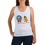 World For Kids Women's Tank Top