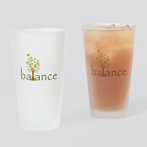 Balance Drinking Glass
