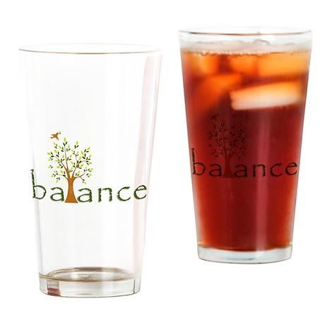 Balance Drinking Glass