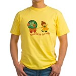 World For Kids Yellow T-Shirt