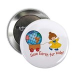 World For Kids Button
