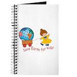 World For Kids Journal
