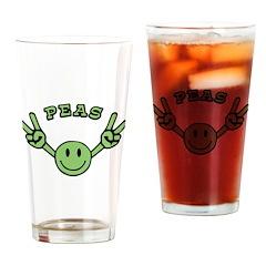 Peas Pint Glass