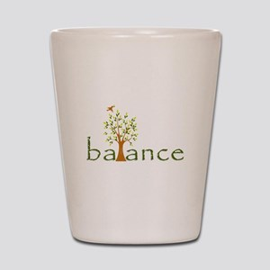 Balance Shot Glass