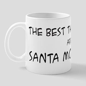 Best Things in Life: Santa Mo Mug