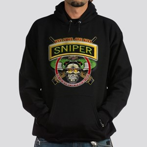 Sniper One Shot-One Kill Hoodie (dark)
