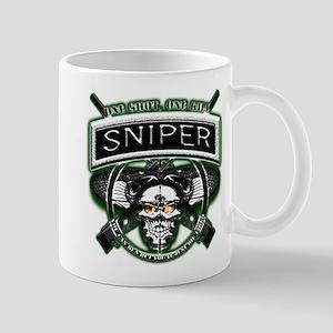 Sniper One Shot, One Kill Mug